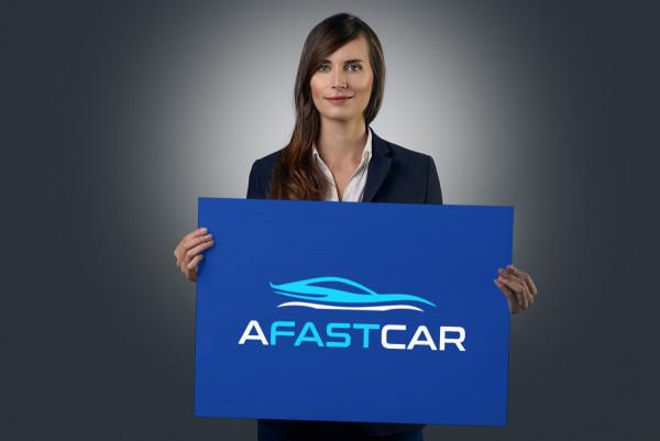 Sample branding #2 for Afastcar