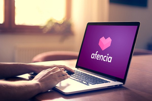 Sample branding #3 for Afencia