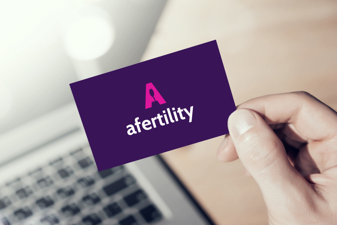 Sample branding #1 for Afertility