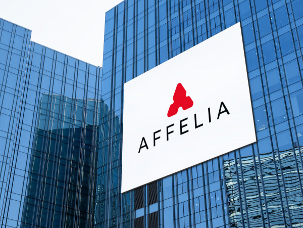 Sample branding #1 for Affelia