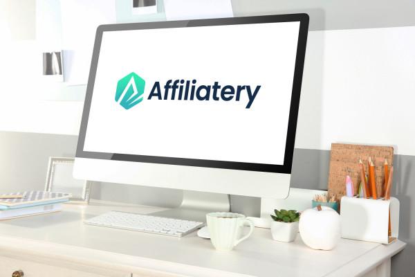 Sample branding #1 for Affiliatery