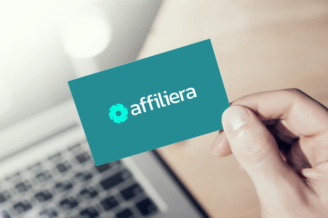 Sample branding #1 for Affiliera