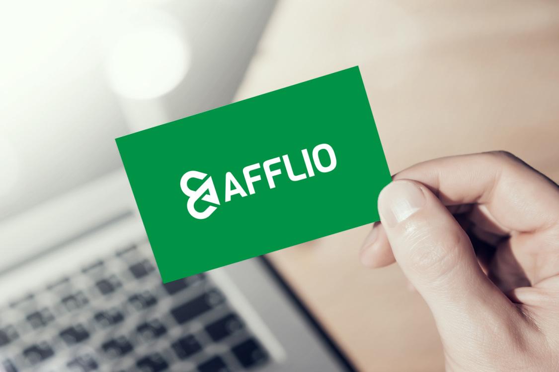 Sample branding #3 for Afflio