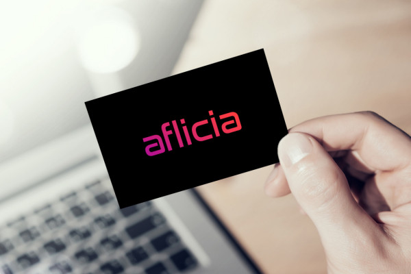 Sample branding #3 for Aflicia