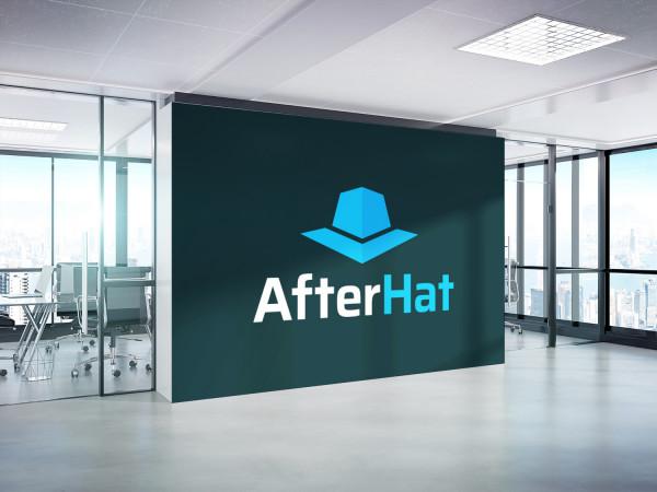 Sample branding #1 for Afterhat