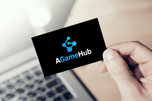 Sample branding #1 for Agamehub