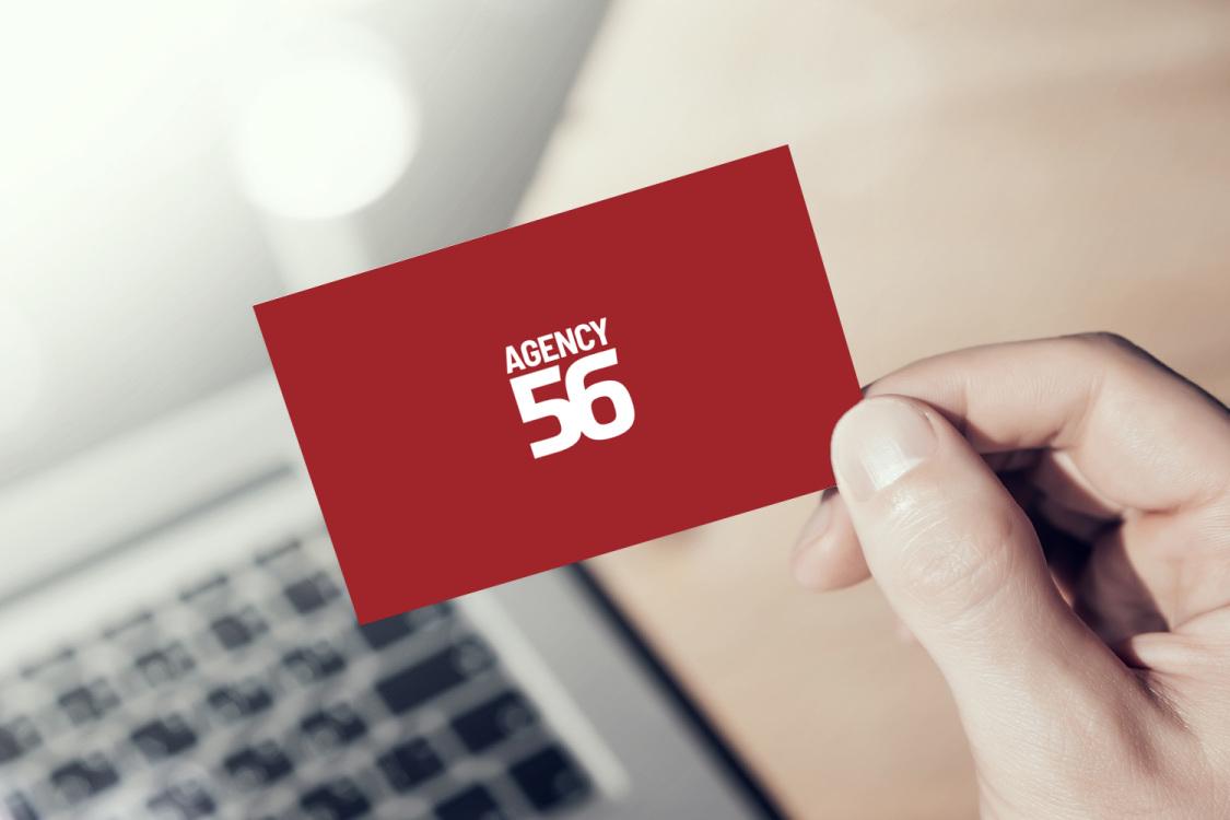 Sample branding #2 for Agency56