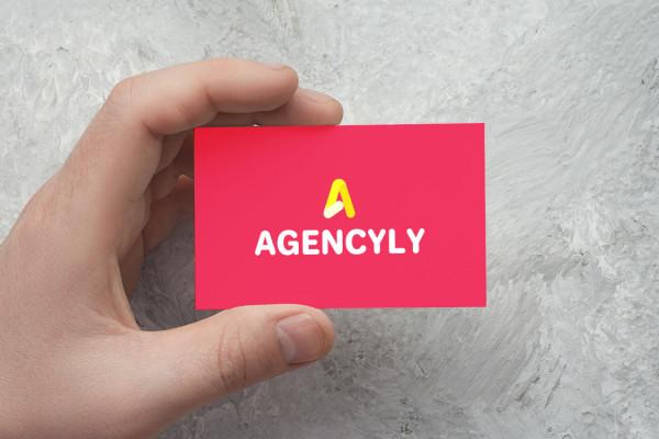Sample branding #3 for Agencyly