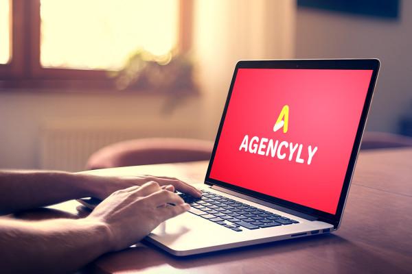 Sample branding #2 for Agencyly