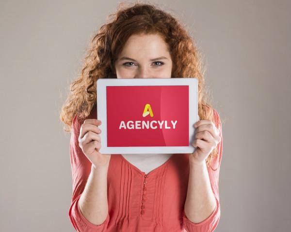 Sample branding #1 for Agencyly