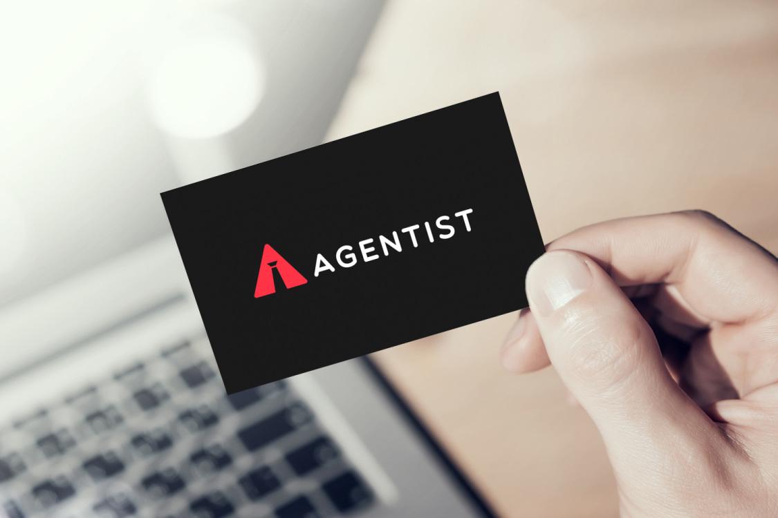 Sample branding #2 for Agentist