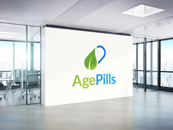 Sample branding #2 for Agepills