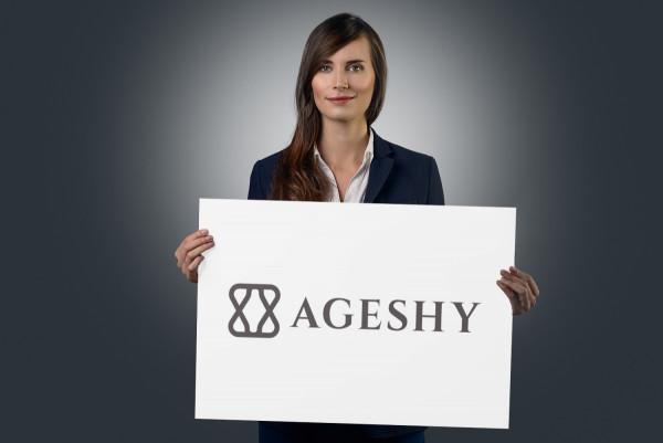Sample branding #3 for Ageshy