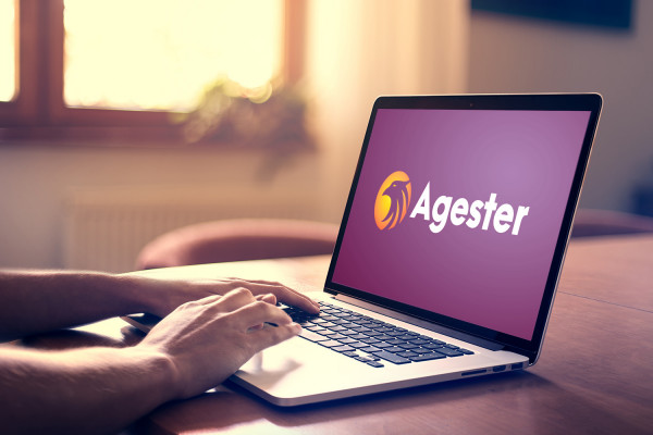 Sample branding #2 for Agester