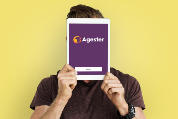 Sample branding #3 for Agester