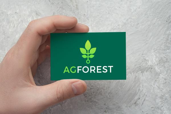 Sample branding #3 for Agforest