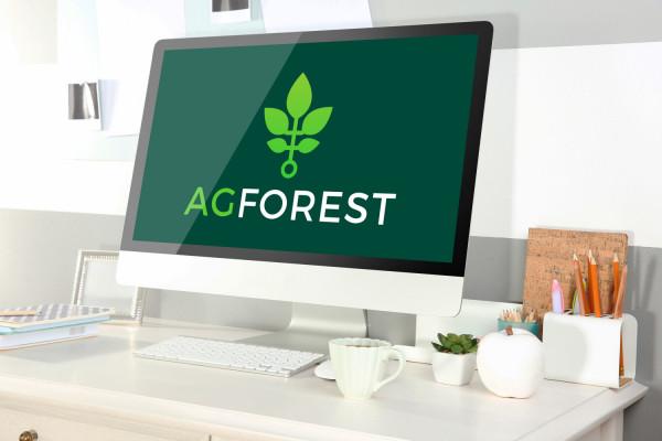 Sample branding #1 for Agforest