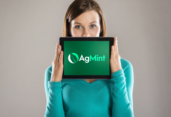 Sample branding #1 for Agmint