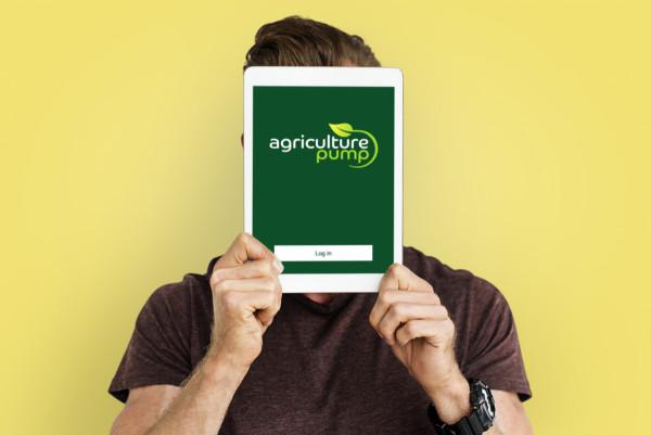 Sample branding #1 for Agriculturepump