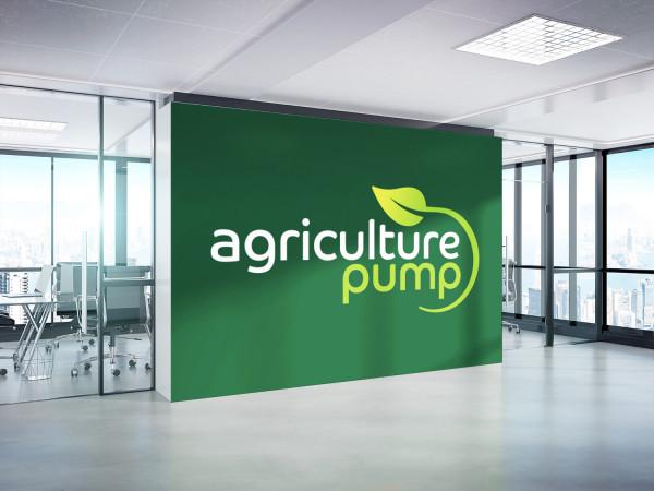 Sample branding #2 for Agriculturepump