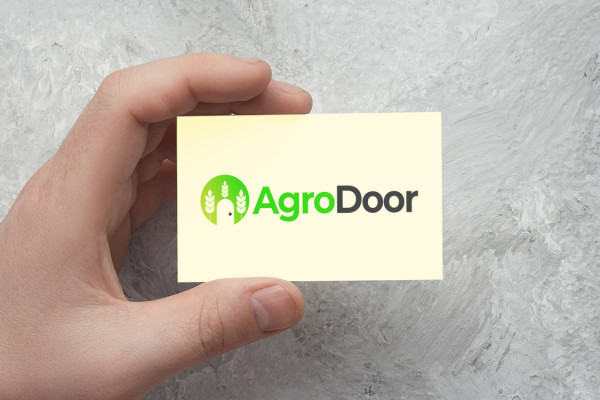 Sample branding #1 for Agrodoor