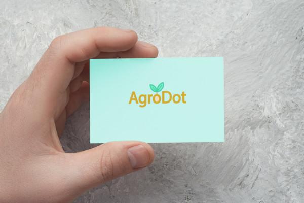 Sample branding #1 for Agrodot