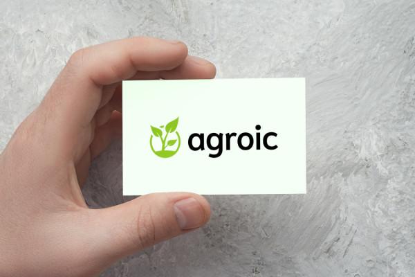 Sample branding #3 for Agroic