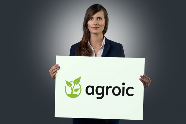 Sample branding #2 for Agroic