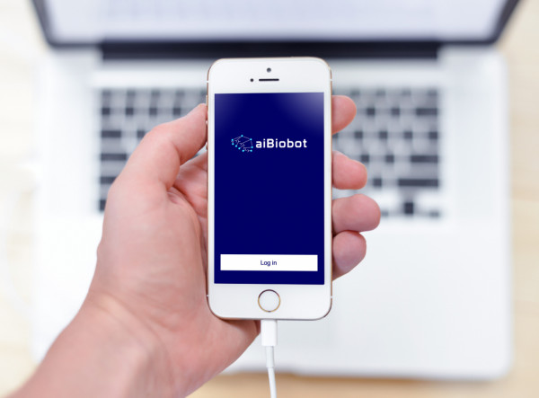 Sample branding #1 for Aibiobot