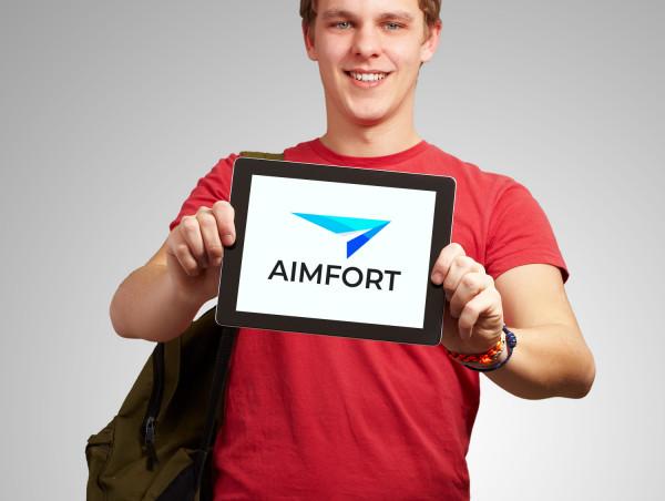 Sample branding #1 for Aimfort