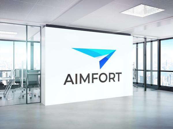 Sample branding #2 for Aimfort
