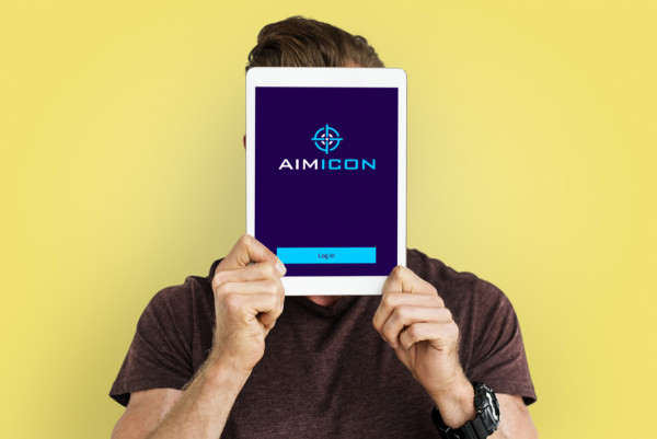 Sample branding #1 for Aimicon