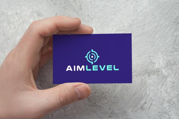Sample branding #3 for Aimlevel