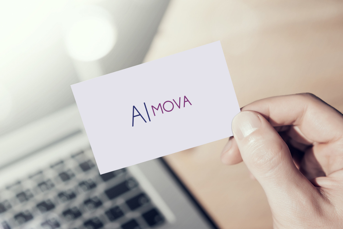 Sample branding #1 for Aimova