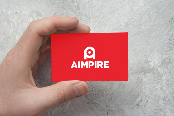 Sample branding #1 for Aimpire