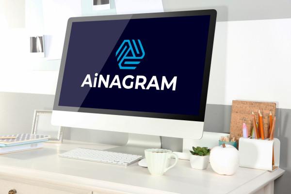 Sample branding #3 for Ainagram