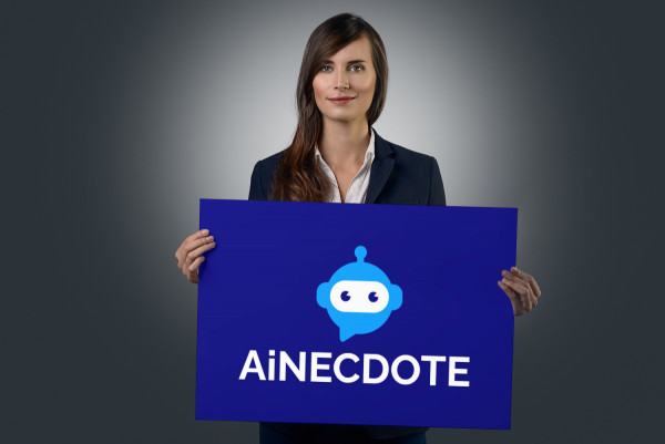 Sample branding #2 for Ainecdote