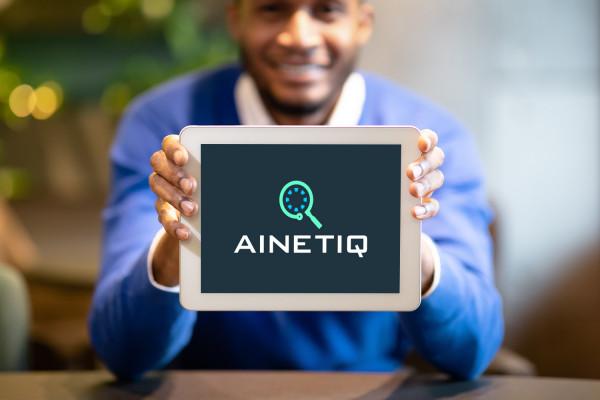 Sample branding #2 for Ainetiq