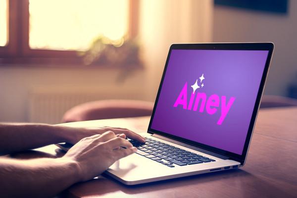 Sample branding #1 for Ainey