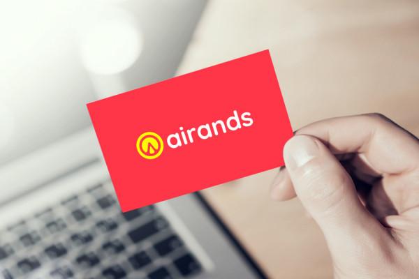 Sample branding #1 for Airands