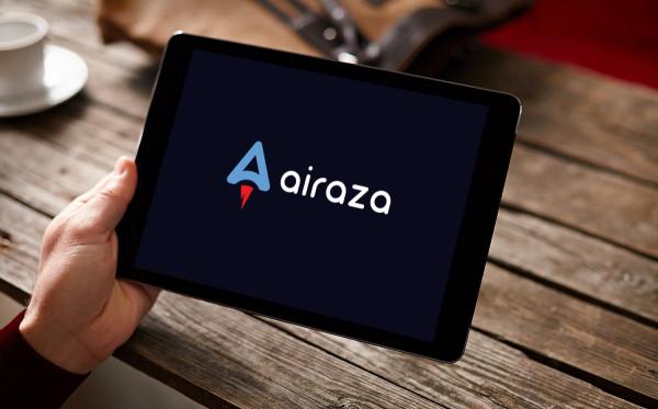 Sample branding #3 for Airaza
