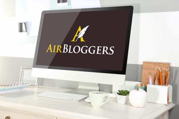 Sample branding #1 for Airbloggers