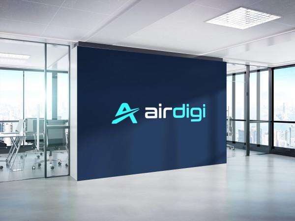 Sample branding #2 for Airdigi
