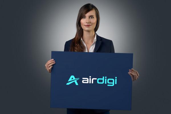Sample branding #1 for Airdigi