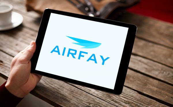 Sample branding #1 for Airfay