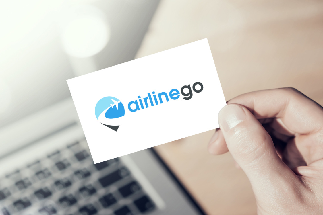 Sample branding #2 for Airlinego