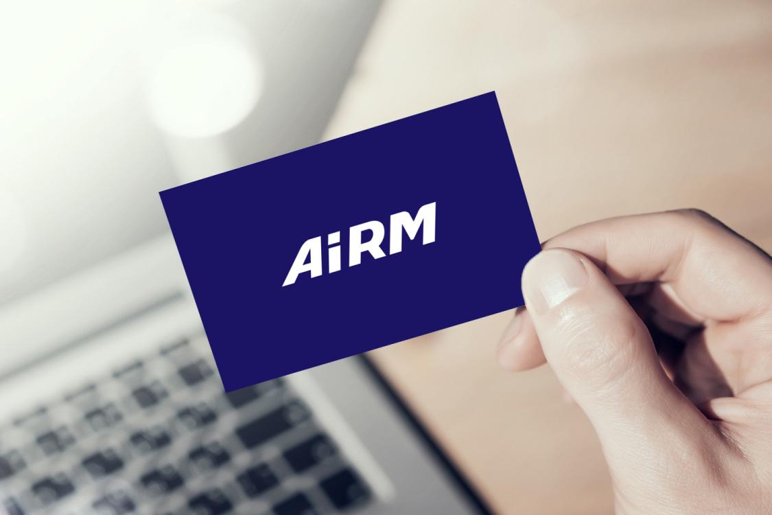 Sample branding #3 for Airm
