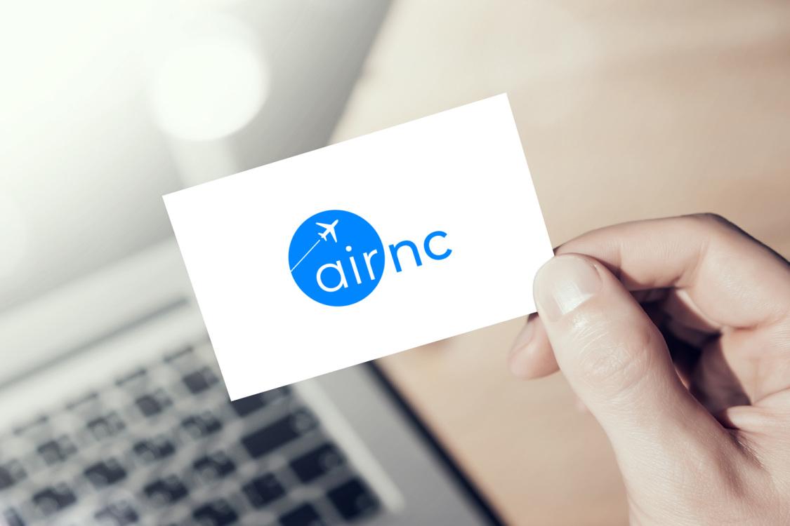 Sample branding #2 for Airnc