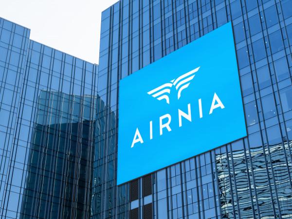 Sample branding #2 for Airnia