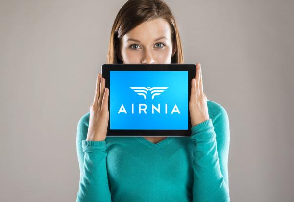 Sample branding #1 for Airnia